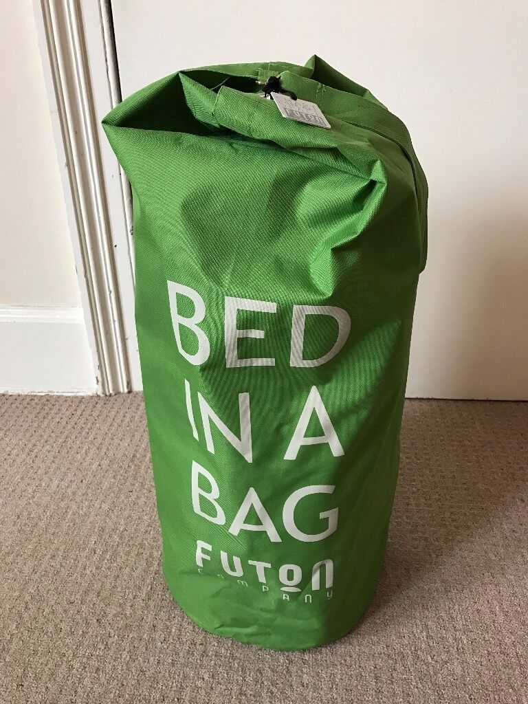 Futon - sleepover mattress (bed in a bag from Futon Company)