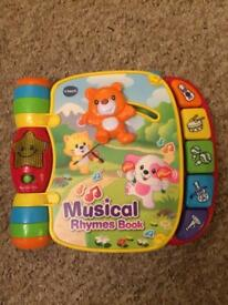 Vtech, Fisher Price & Little Tikes Interactive learning baby toys