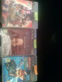 Games for PS 3