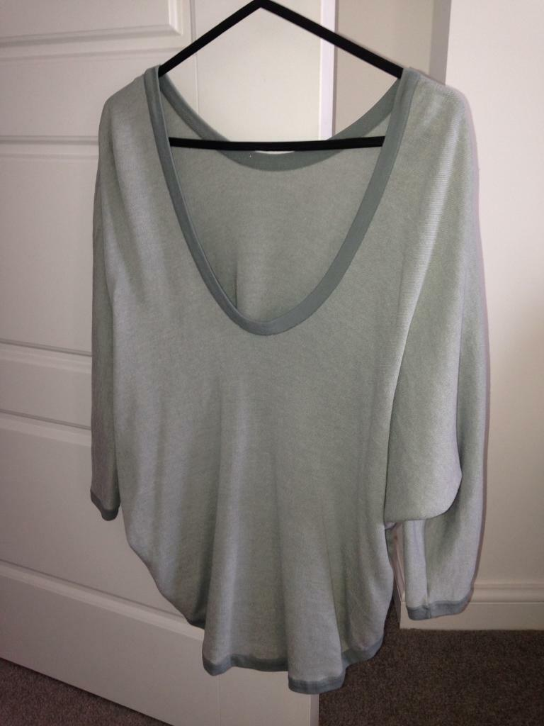 COS blouse size XS