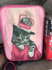 Small hand luggage case