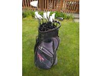 Ben Sayers golf clubs .
