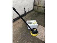 Karcher T250 T-Racer surface patio cleaner