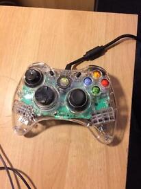 Light up, skeleton Xbox 360 controller