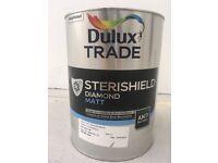 For sale: Floor Paint Dulux CHIC SHADOW TR S/shield D/Matt Tint MED 5L