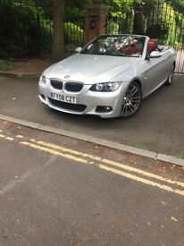 BMW 330D FOR SALE CONVERTIBLE 2008