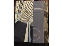 Introduction to Entrepreneurship by Donald F. Kuratko