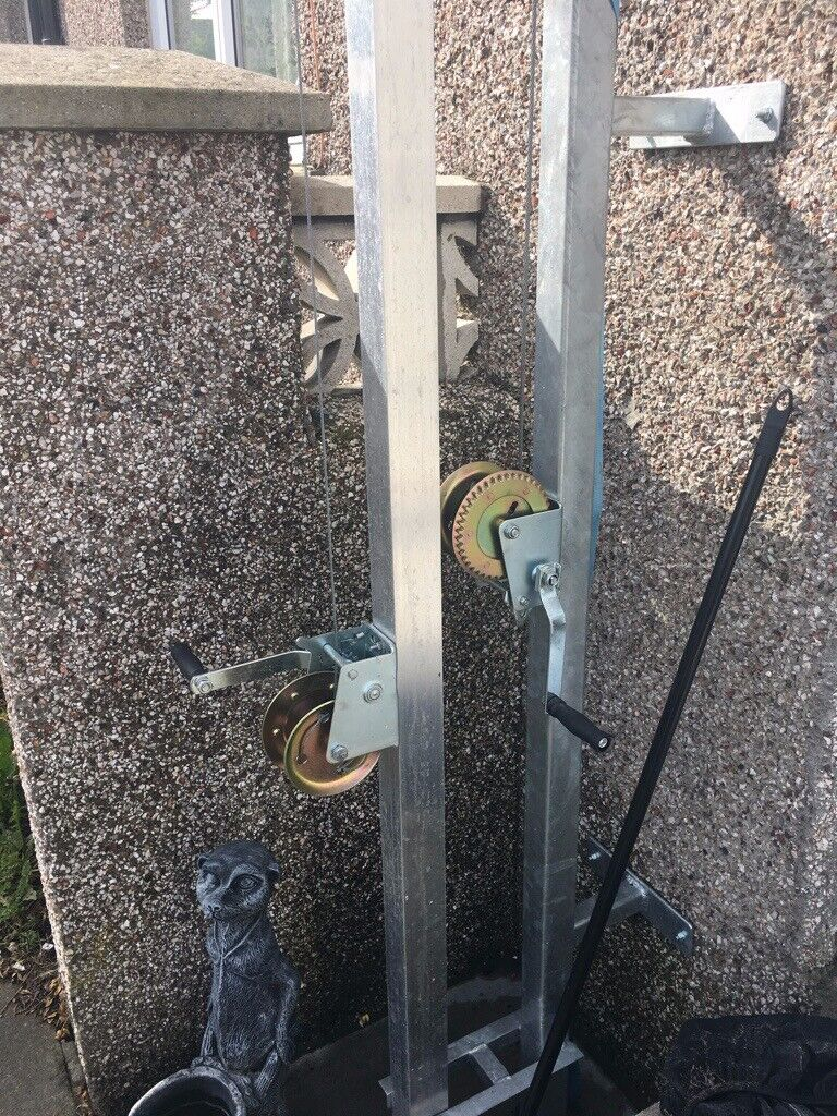 Tilt over mast 50ft | in Elgin, Moray | Gumtree