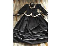 Hire quality Victorian ladies fancy dress costume