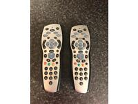 Sky HD+ remotes