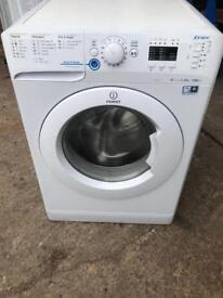 Fantastic white indesit washing machine