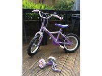 Halford's Petal Bike