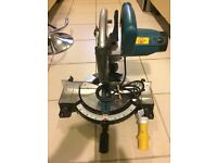 MAKITA MLS100 mitre electric saw 110V, very good condition 1500w