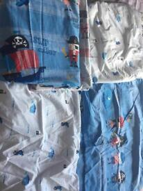 NEXT Pirate duvet sets x 2