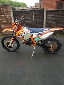 Ktm exc 125 factory edition