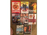 DVDs £1 each ip2