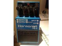 BOSS PS-6 Harmonists Harmonizer Guitar Effects Hardly Used