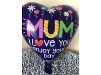 Mother's Day Balloon free delivery hull area
