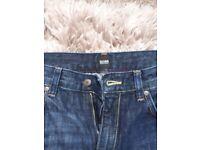 Genuine hugo boss mens jeans