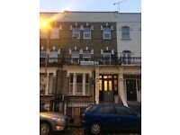 LOCATION–LOCATION–LOCATION *One bedroom flat *large living room *minutes' walk of Barons Court Tube