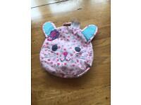 Small cat rucksack bag