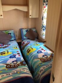 Static caravan for sale at Combe haven Hastings