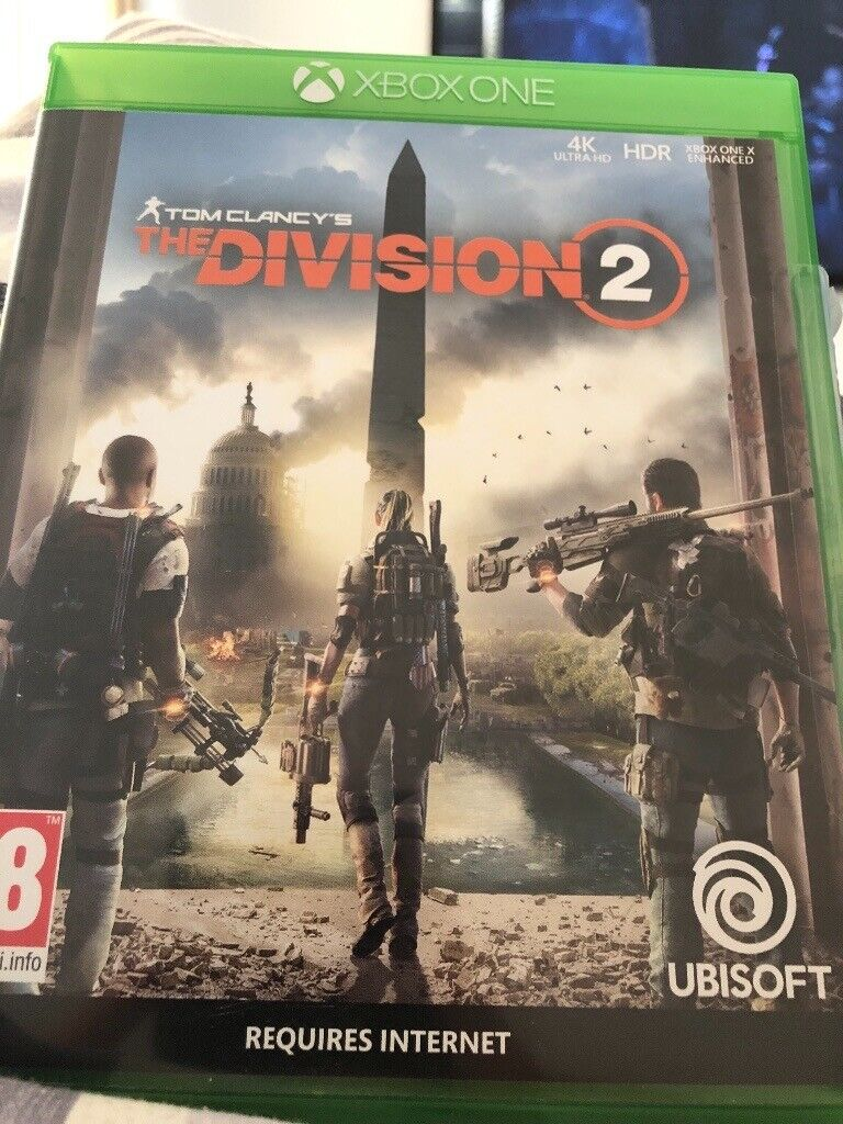 Tom Clancys The Division 2 | in Castlewellan, County Down | Gumtree