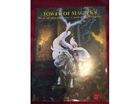 Tower of Magicks Role Aids Dungeons & Dragons