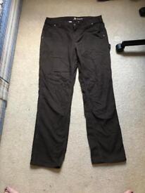 Lined Carhartt Women's Work Trousers