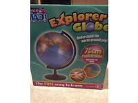 "Science Mad 28"" explorer globe BNIB"
