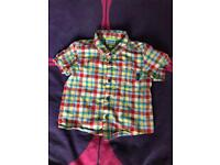 Ted Baker shirt 3-6 months