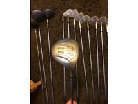 Dunlop 65i golf clubs