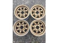 Mini Wheels 100+ set of 4 - 5j x 10
