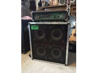 Trace Elliot GP-11 amp and 4x10 cab for sale