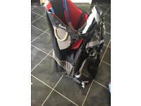 Little life hiking toddler backpack £10