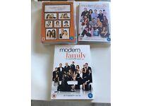 Modern Family DVD Box Sets Series 1-5