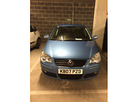 Volkswagen 1.4 S 2007, Automatic, Excellent condition, Full service history, 2 owners only, urgent