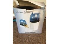 Popcorn maker Andrew james