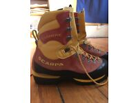 Mountaineering (winter) Boots - Sharpa Cumbre - Size 7 (40)