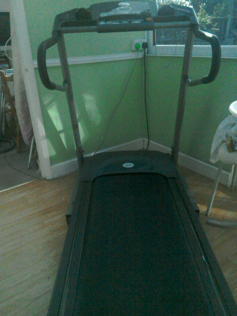 For sale treadmill and running machine good condition