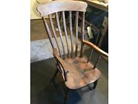 Old Windsor / Fireside/ Grandfather/ Farmhouse chair