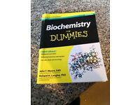 Biochemistry for Dummies £2