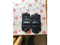 Weiss Motorcycle gloves