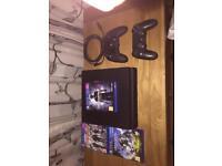 PS4 Slim with Nacon Elite Controller