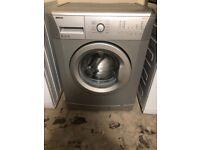Beko silver A+6kg 1200 rpm washing machine