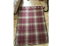 Next Check Curtains for sale