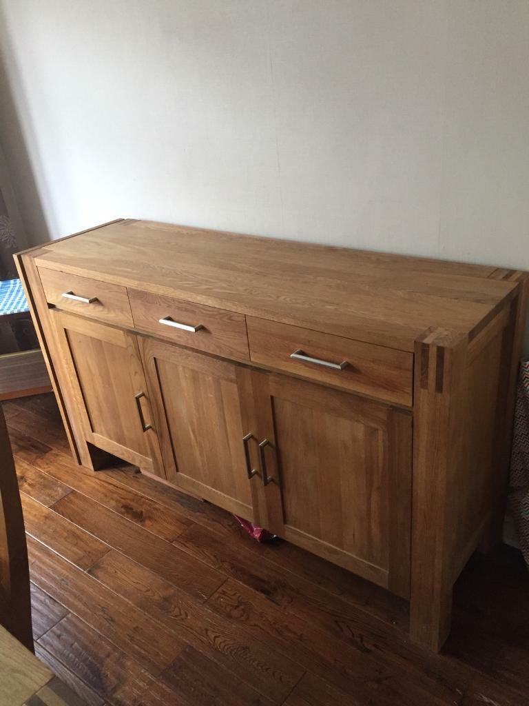 Side-board cupboard
