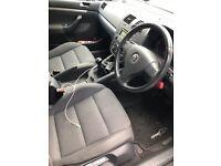 Volkswagen Golf GTI/TDI 2.0 liter diesel manual