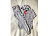 Nike Tracksuit - S M L XL - Grey, Black, Navy, Khaki ( Stone Island, Ralph Lauren, Armani, Moncler )