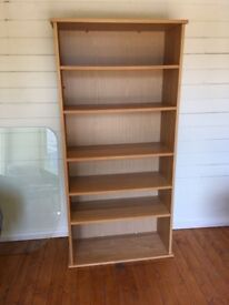 Tall Bookcase ex John Lewis